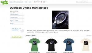 Visit the Overidon Online Marketplace Now!