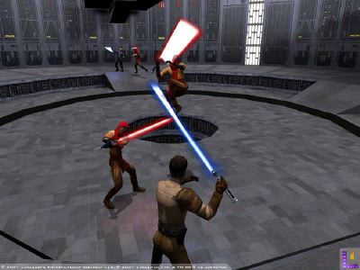 Download DOWNLOAD GAME Star Wars Jedi Knight II: Jedi Outcast | PC