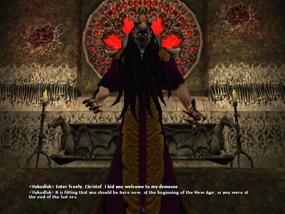 Vampire The Masquerade Redemption Is A Neck Biting Rpg